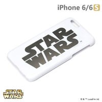正版 Starwars iPhone 6/6s 星際大戰 金箔硬殼光明系列 - STARWARS