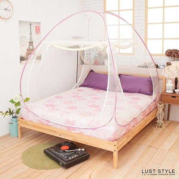LUST《三門、雙門立體.蒙古包蚊帳》各尺寸  最高防蚊.驅蚊 0