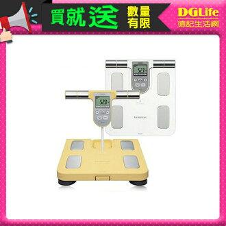 HBF-370 OMRON 歐姆龍體重體脂計 體脂肪計(白色/黃色) HBF370