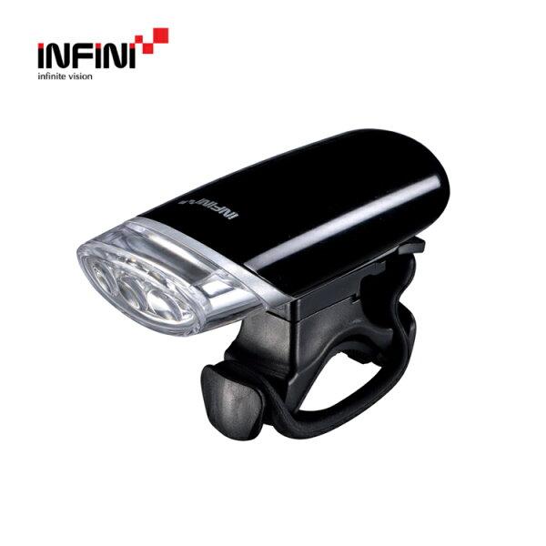 INFINI自行車頭燈I-112W城市綠洲(單車燈、LED自行車燈、車燈、腳踏車燈)