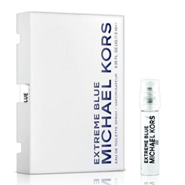 Michael Kors 卓越男性淡香水 1.5ml 針管(49892)《Belle倍莉小舖》Extreme Blue