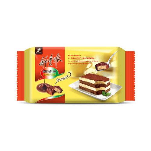 宏亞 77 新貴派 巧克力(提拉米蘇) 112g