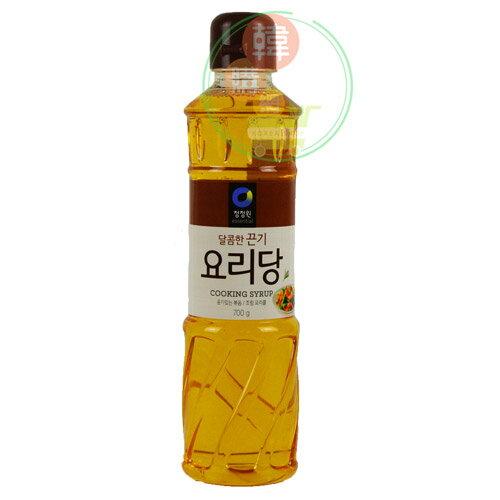 ~韓購網~韓國清淨園料理糖700g~炒菜、滷肉、涼拌料理 ~辣炒小魚乾 AA00018