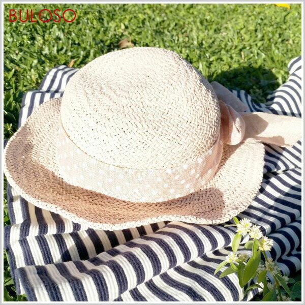 《不囉唆》正韓兒童蝴蝶結草帽50cm (可挑色/款) 3-4歲適用 防曬帽 休閒帽【A433136】