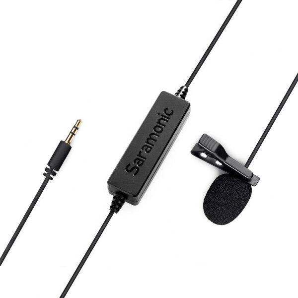 ◎相機專家◎Saramonic領夾式麥克風混音器LavMicro支援GoProios收音公司貨