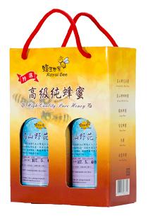 【獨家限量】台灣高山野花冬蜜800g兩瓶禮盒組