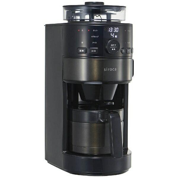 日本siroca 全自動研磨保溫咖啡機 / SC-C121。日本必買 日本樂天代購(24710*5.9)。件件免運 1