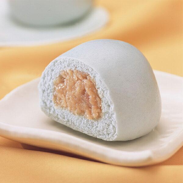 【奇美包子】芋泥包6粒裝(全素)(甜包) - 限時優惠好康折扣