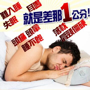 【睡眠達人】如何挑選枕頭
