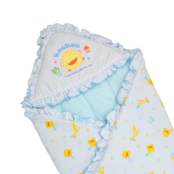 Piyo 黃色小鴨 冬季包巾【悅兒園婦幼生活館】 2