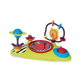 【淘氣寶寶】【Mamas & Papas】不無聊叭噗玩樂盤 (二合一育成椅) Baby Snug Play Tray