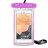 PS Mall 夜光款手機 螢光防水袋 觸摸透明PVC潛水套【J312】 9