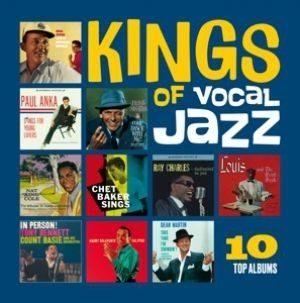 ~停看聽音響唱片~~CD~KINGS OF VOCAL JAZZ(5片裝)