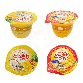 日本 Tarami 達樂美 果凍杯 芒果/鳳梨椰果 口味(230g)【庫奇小舖】