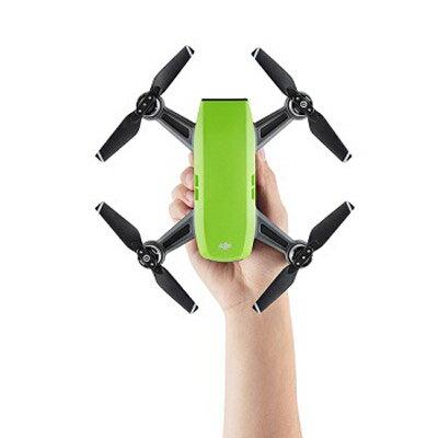 得意專業家電音響:DJISpark迷你航拍機-全能套裝新芽綠(2N087)