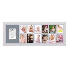 【淘氣寶寶】Adora珍愛回憶系列零歲寶寶成長記錄相框(豪華壁掛型)