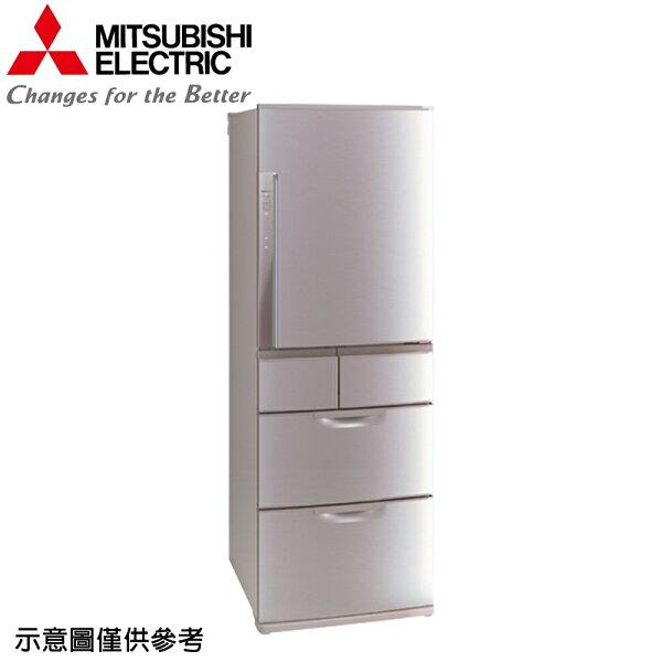【MITSUBISHI三菱】525公升日本原裝變頻五門冰箱MR-BXC53X-N【三井3C】