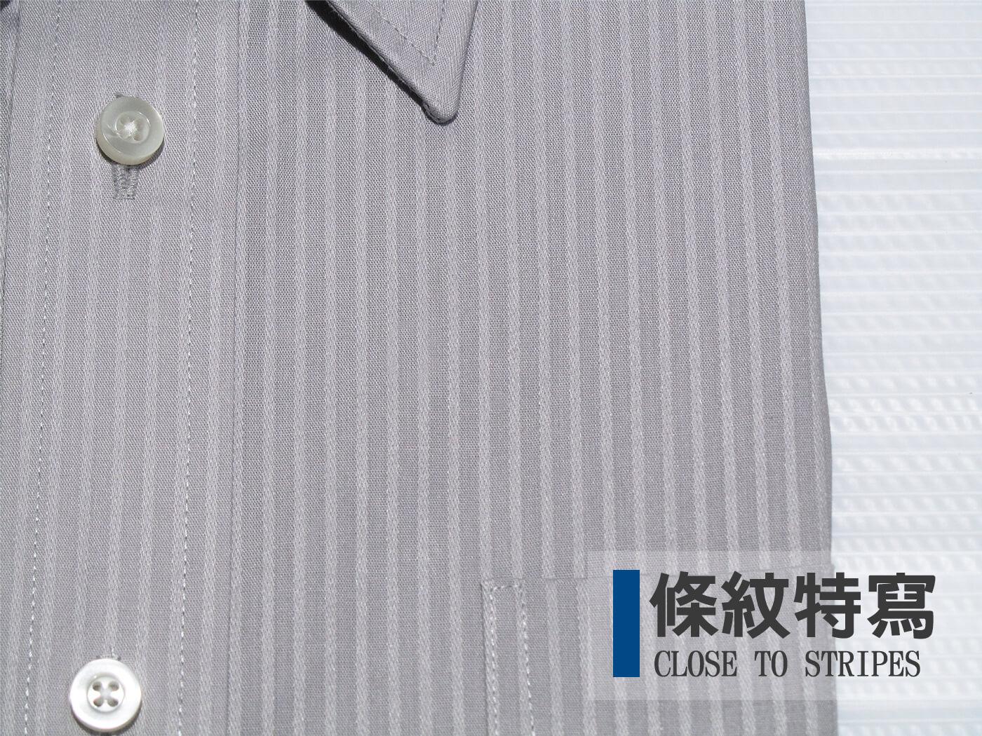 腰身剪裁正式襯衫 直條紋襯衫 舒適標準襯衫 面試襯衫 上班族襯衫 商務襯衫 長袖襯衫 不皺免燙襯衫 (322-3794)淺藍直條紋、(322-3795)淺灰直條紋 領圍:15~18英吋 [實體店面保障] sun-e322 9
