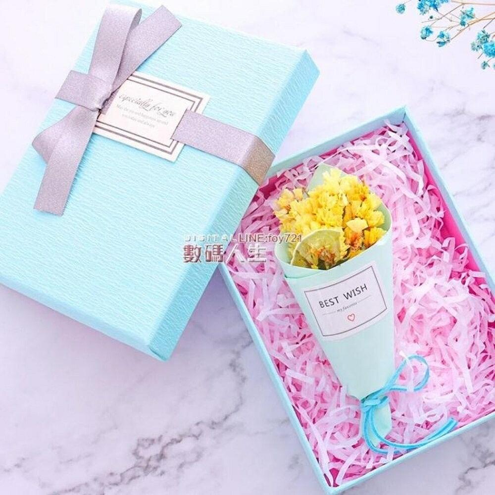 禮盒伴手禮生日禮盒精美喜糖盒子創意禮物盒小清新韓版簡約禮品包裝盒 萌萌小寵