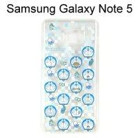 小叮噹週邊商品推薦哆啦A夢透明軟殼 [繽紛] Samsung N9208 Galaxy Note 5 小叮噹【正版授權】