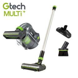 【超值組合+領券93折+點數回饋1000元】英國 Gtech 小綠 Multi Plus 無線除蟎吸塵器+地板套件組(超值大全配)