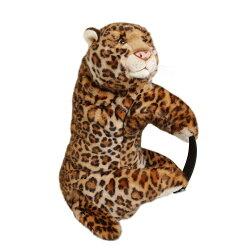 Dolce & Gabanna 杜嘉班納 Leopard 大款 擬真科技纖維獵豹後背包