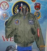 飛行外套推薦到嘎嘎屋 台灣製 空軍飛行夾克 美式MA1~防火材質【軍用品店】就在嘎嘎屋推薦飛行外套
