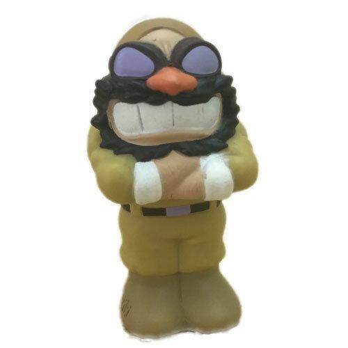 【真愛日本】16062300033 指套娃娃-鬍子賊兵領袖 宮崎駿 紅豬 飛行艇時代 日本帶回 預購+現貨