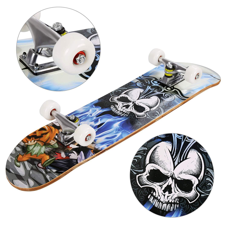 31 Pro Skateboard Complete