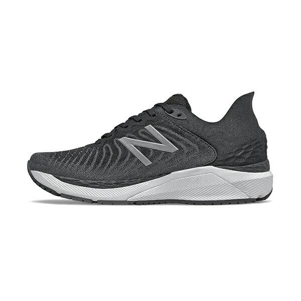 【NEW BALANCE】NB 860 跑鞋 運動鞋 針織 透氣 輕量 黑 男鞋 -M860B112E◆滿$1800領券最高折$270