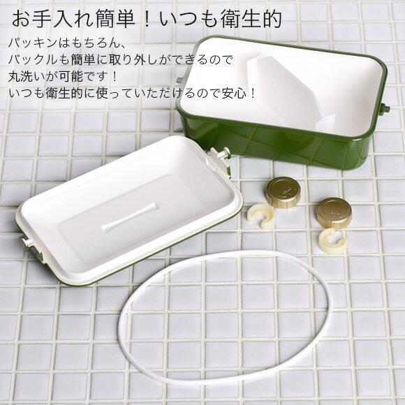 日本製CHEERSFES  /  時尚電烤盤造型便當盒 600ml  /  可微波 / sab-2620  /  日本必買 日本樂天直送(3070) 3