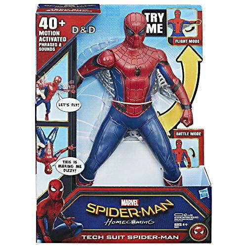 《漫威超級英雄》蜘蛛人終極電子聲光15吋人物