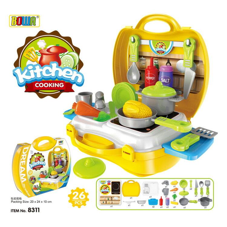 【孩子國】美味廚房家家酒手提盒
