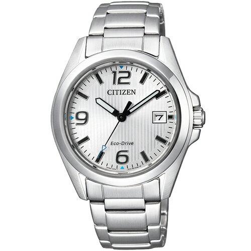 CITIZEN星辰FE6030-52A仕女三針光動能女錶/白面36mm