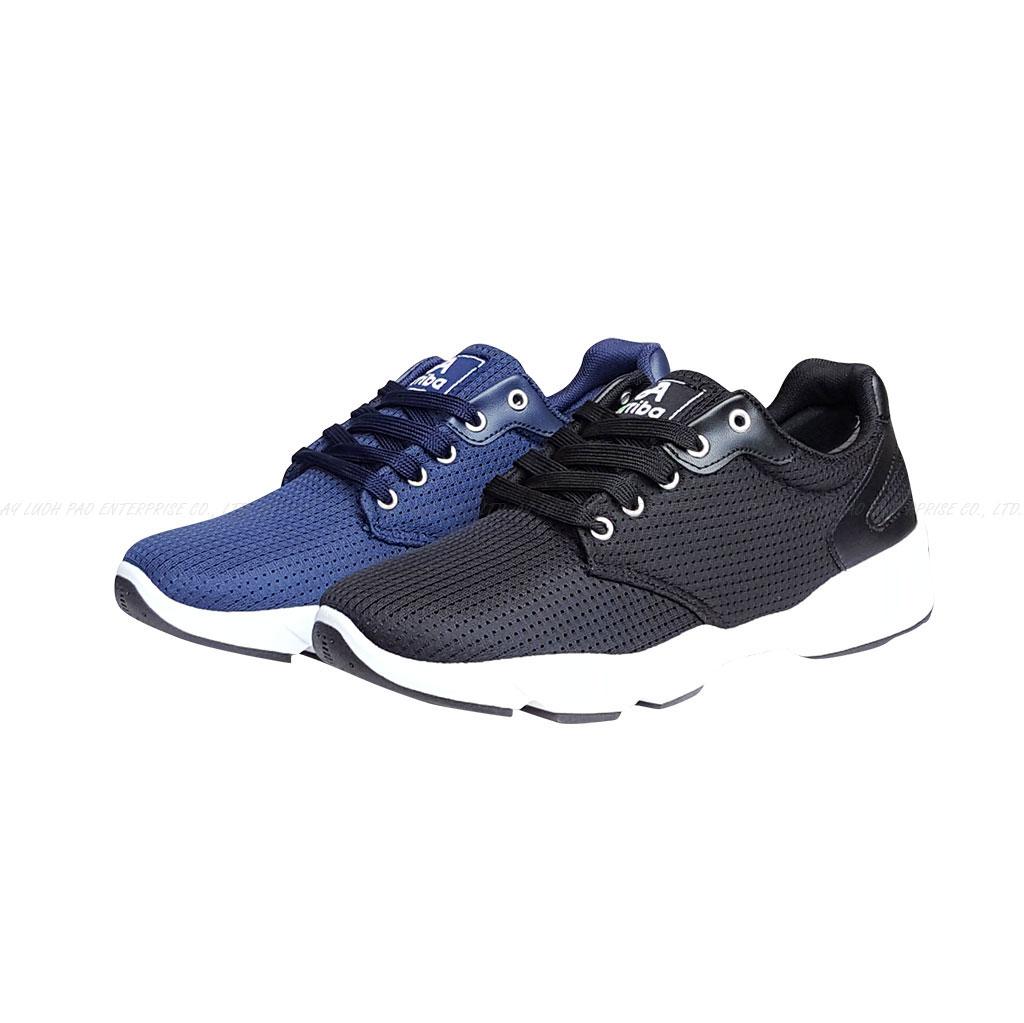Arriba FA490 基本款 休閒鞋 慢跑鞋 運動鞋 藍/黑款 男鞋