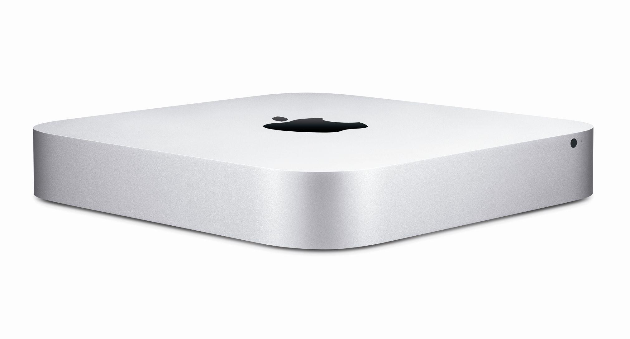 Refurbished Apple A Grade Desktop Computer Mac mini Aluminum Unibody 2.6GHZ Dual Core i5 (Late 2014) MGEN2LL/A 8 GB DDR3 1 TB HDD Intel Iris Graphics 5100 Sierra 10.12 0