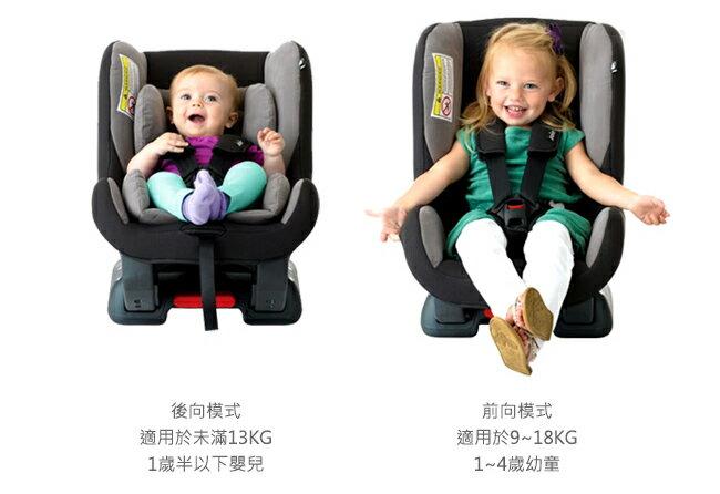 現貨到【奇哥Joie】tilt 0-4歲雙向汽車安全座椅-紅黑 / 灰黑 好窩生活節 8