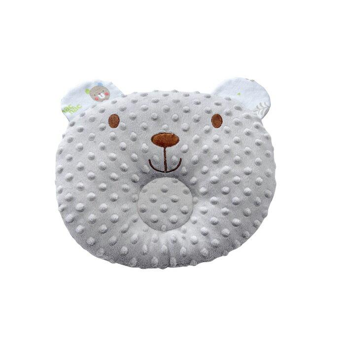 nac nac - 魔豆枕 糖果熊 (雅緻灰) 0