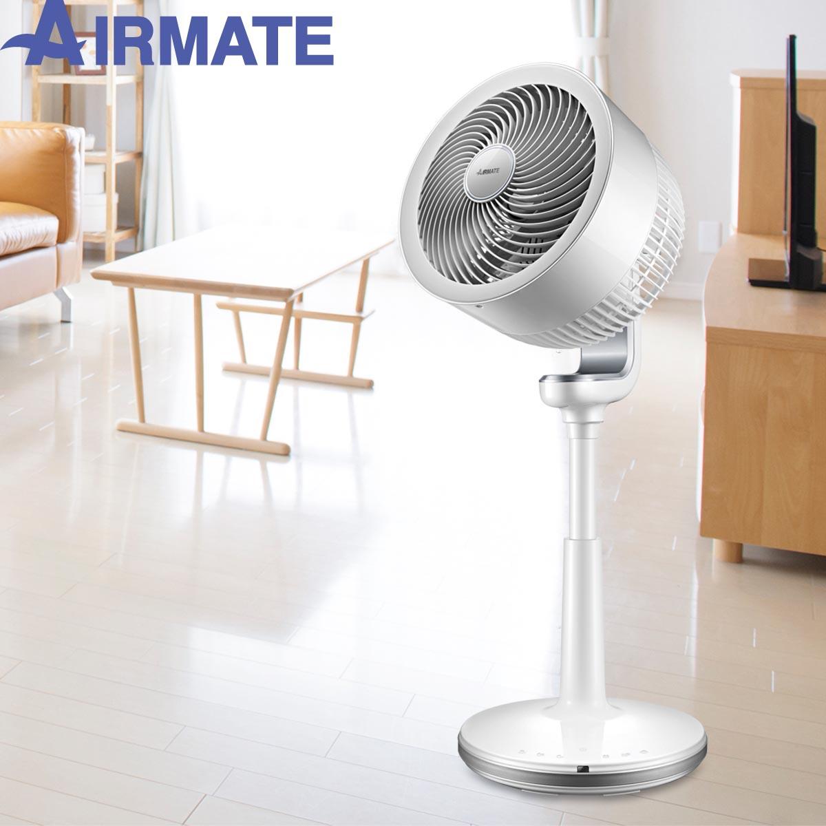 【AIRMATE 艾美特直營】雙11限定↘↘新品-熱賣款白天鵝9吋DC循環扇 -FB2391DR