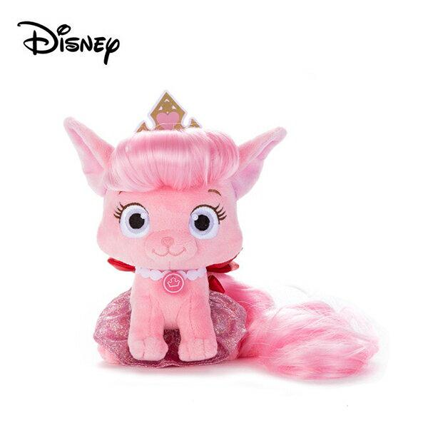 【日本正版】奧蘿拉宮廷寵物梳髮娃娃絨毛玩偶睡美人迪士尼Disney-212758