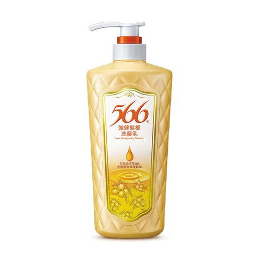 566強健髮根洗髮乳700g~愛買~