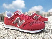 New Balance 美國慢跑鞋/跑步鞋推薦Shoestw【WL373SI】NEW BALANCE NB373 復古慢跑鞋 紅色 玫瑰金 麂皮 女生