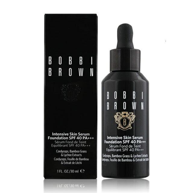 BOBBI BROWN高保濕修護精華粉底SPF40 / PA+++(冬蟲夏草精華粉底) 0