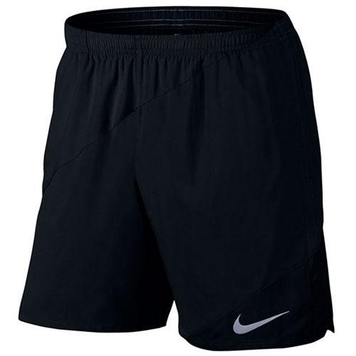 Nike FLEX 7 DISTANCE SHORTS 男裝 短褲 慢跑 休閒 透氣 舒適 黑 【運動世界】 834250-010