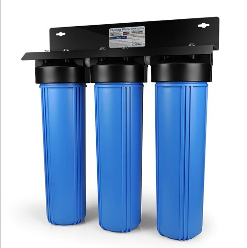 """iSpring Big Melancholy 3-Stage 20"""" Whole House Water Filter #WGB32B"""