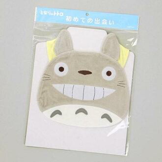 489-220龍貓-圍兜