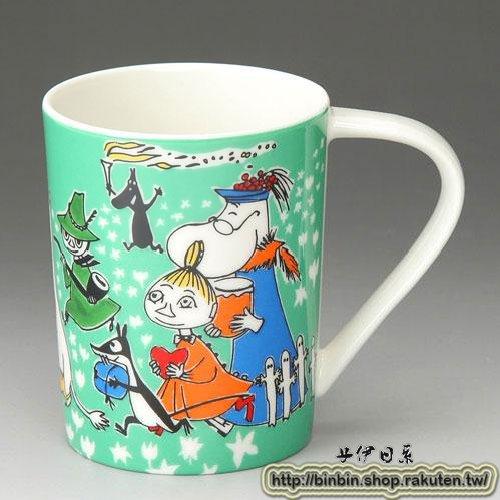 嚕嚕米馬克杯/Moomin/058-034