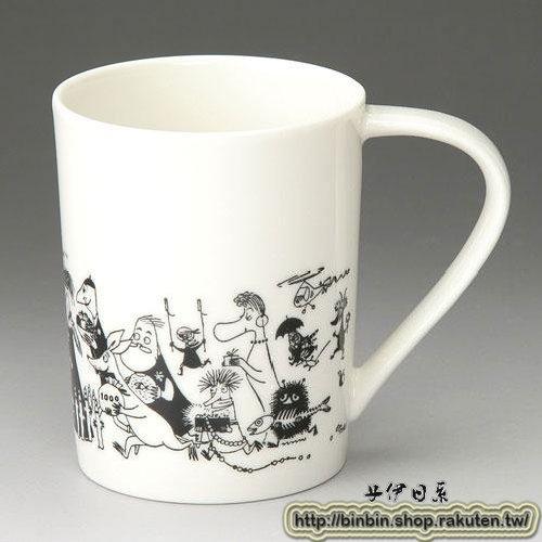 嚕嚕米馬克杯/Moomin/058-035