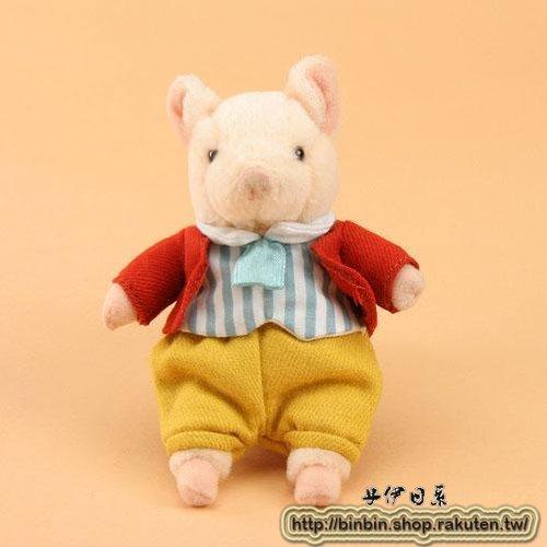 彼得兔玩偶SS/Peter Rabbit/488-080/488-084