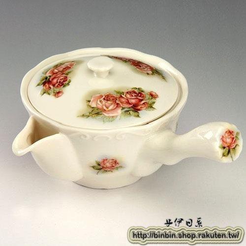 黃金玫瑰急須壺/玫瑰系列/857-115